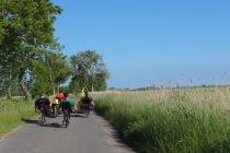 Radreisen mit dem Liegerad
