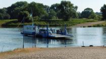 Die Elbe per Liegerad 2016