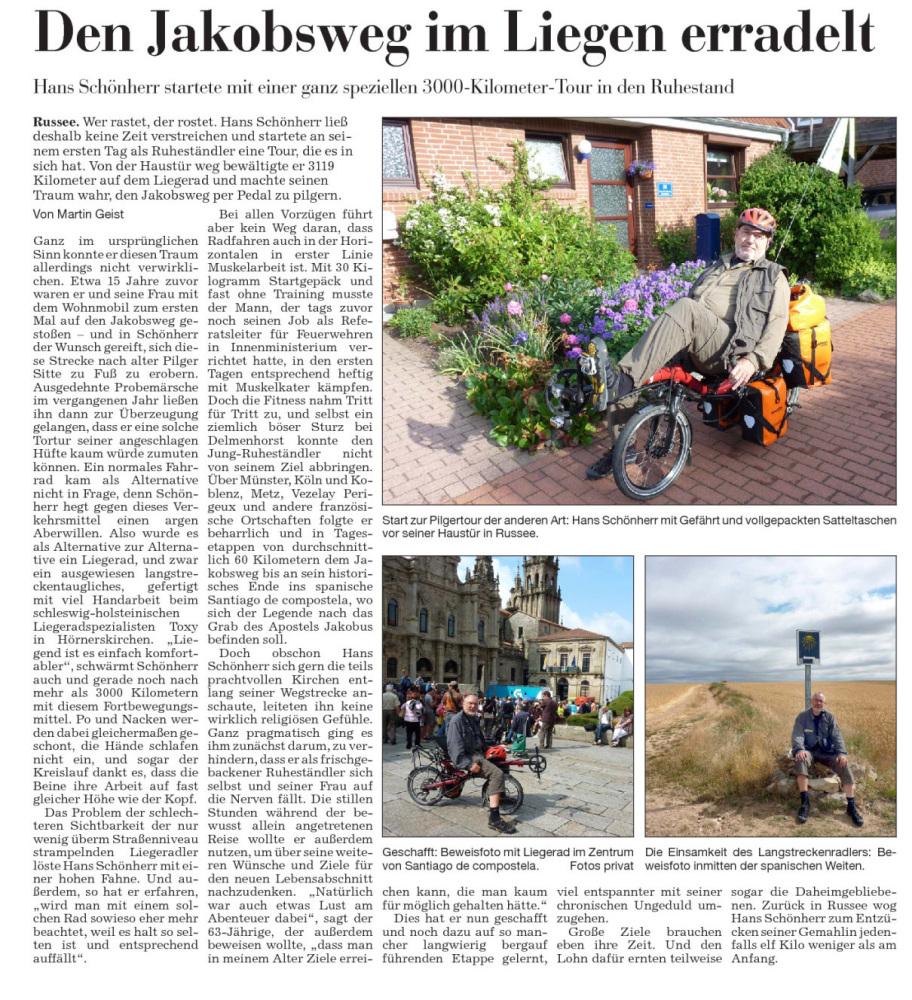 kielernachrichten_2011-08-16_jakobsweg-im-liegen.jpg
