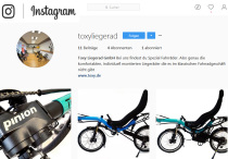 Find our most fascinating Toxy recumbent pictures on Instagram