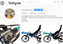 Die schönsten Toxy Liegerad Bilder jetzt auf Instagram