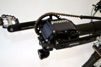 Pinion P1.18 serienmässig für alle Toxy Liegerad Modelle