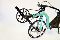 Toxy Liegerad GmbH startet innovativ in die Fahrradsaison 2018
