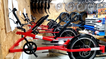 Spezial-Fahrrad & Trike-Montage, Dreirad-Wartung & E-Bike Service