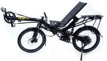 E-Radeln mit maximalem Fahrkomfort