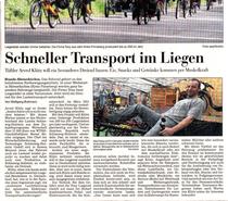 Kieler Nachrichten 10.09.2010