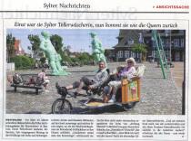 Sylter Rundschau 07.06.2014 (SHZ)