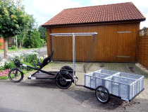 Trimobil im Härtetest beim Wacken Open Air 2012