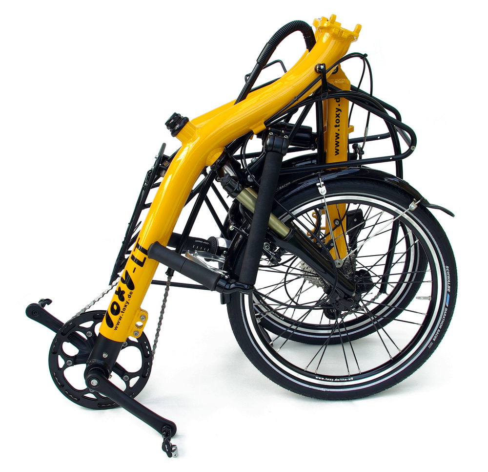 The Best Folding Bike For Touring