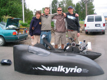 `Valkyrie` recieved 4 awards at 52,9 mph topspeed