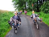 Presse-Mitteilung 08/2013: Spezial-Fahrräder erleben auf den Radfernwegen Schleswig-Holsteins