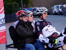 Trimobil-Trike motiviert im Reha-Sport: Inklusion auf drei Rädern.