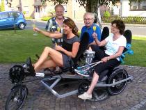 Erfolgreich in Reha und Therapie: Trimobil-Pedelec  mit Smart.E Antrieb