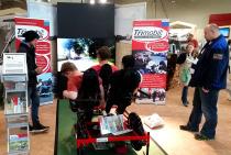 Trimobil Reha & Therapie E-Dreirad-Pedelec Präsentation auf der Werkstätten-Messe 2018 in Nürnberg Trimobil Reha & Therapie E-Dreirad-Pedelec Präsentation auf der Werkstätten-Messe 2018 in Nürnberg