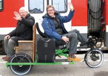 Transport-Fahrräder im Focus von ForumNachhaltigWirtschaften