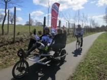 Inklusions-Radrennen `Rund um Hamfelde` 2015