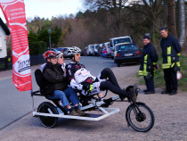 Inklusions-Radrennen `Rund um Hamfelde`