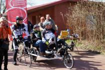 Inklusions-Radevent Wulfsdorfer Radelspaß 2020