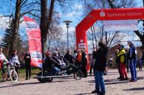 Das Trimobil motiviert Menschen mit und ohne Handicap auf der rasantesten Runde des Tages....