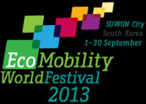 Trimobil goes East : EcoMobility Festival in Süd-Korea