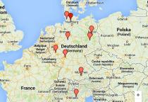 Trimobil Verleih-Stationen ab sofort in google maps