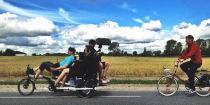 """TV-Tipp: """"Kesslers Expeditionen"""" - Film-Crew zwei Wochen auf dem Trimobil unterwegs"""