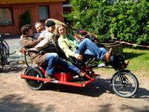 Mobilitätsfest der Landeshauptstadt Kiel am Blücherplatz