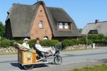 Der schleswig-holsteinische Strandkorb wird elektro-mobil