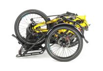 HP Velotechnik Scorpion FS Liege-Dreirad
