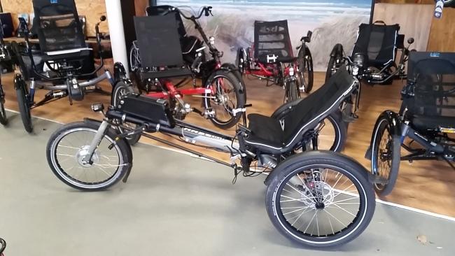 Hase Kettwiesel Pedelec Trike Bj.2020